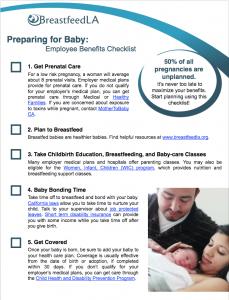 Employee Benefits Checklist_Pix