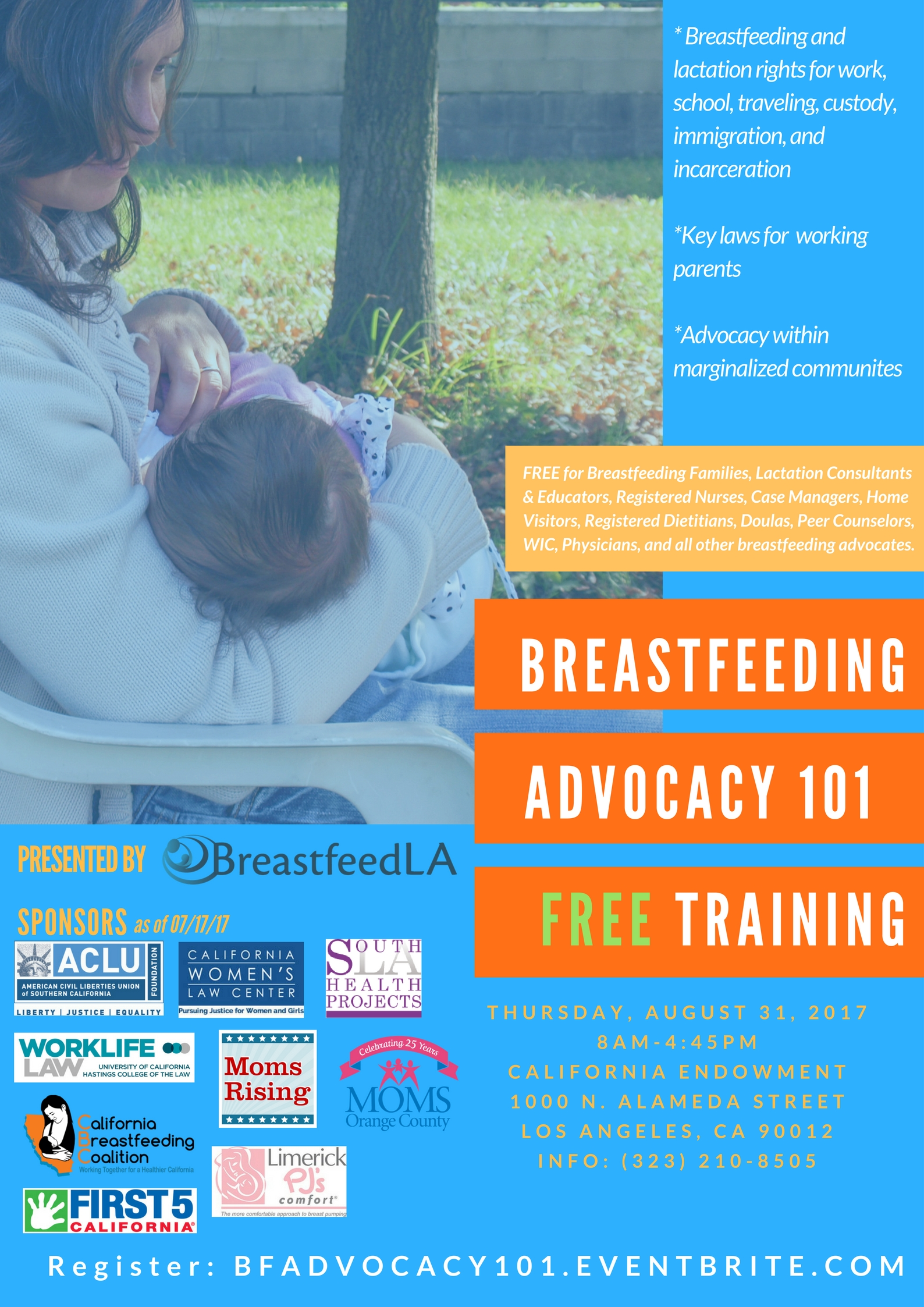 Breastfeeding Advocacy BFLA by JocelynH