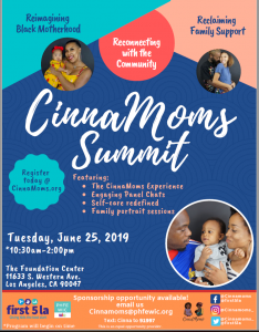 CinnaMoms Summit @ The Foundation Center